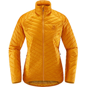Haglöfs W's L.I.M Barrier Jacket Desert Yellow
